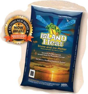 Island Heat Ice Melt
